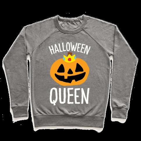 Halloween Queen Pullover