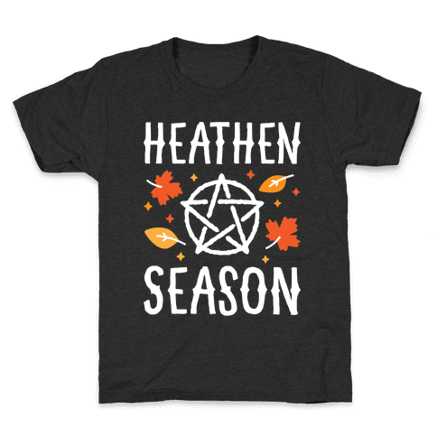 Heathen Season Kids T-Shirt