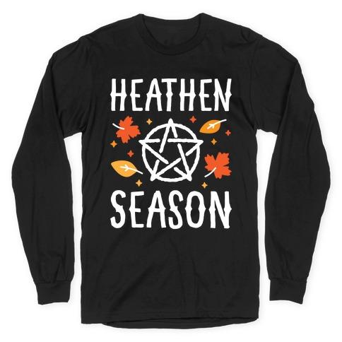 Heathen Season Long Sleeve T-Shirt