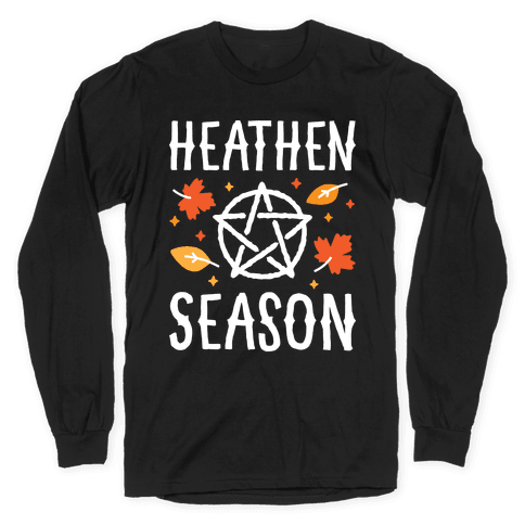 Heathen Season Long Sleeve T-Shirt
