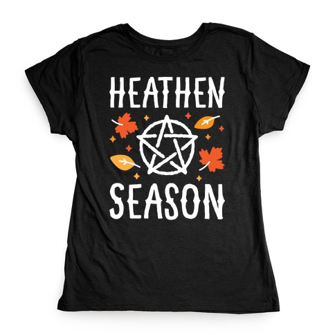 Heathen Season Womens T-Shirt