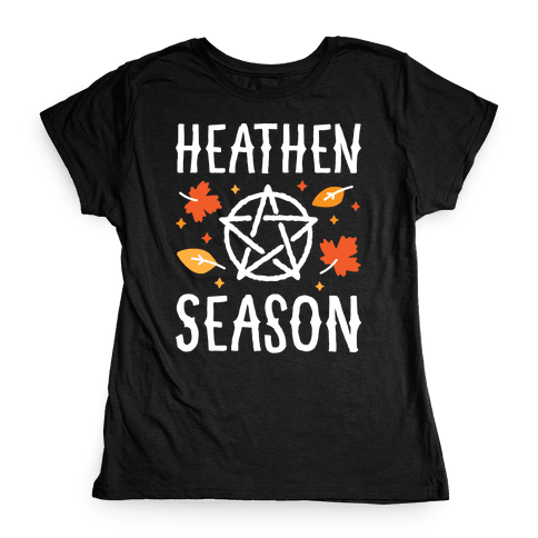 Heathen Season Womens T-Shirt