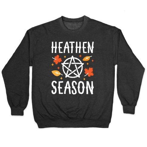 Heathen Season Pullover