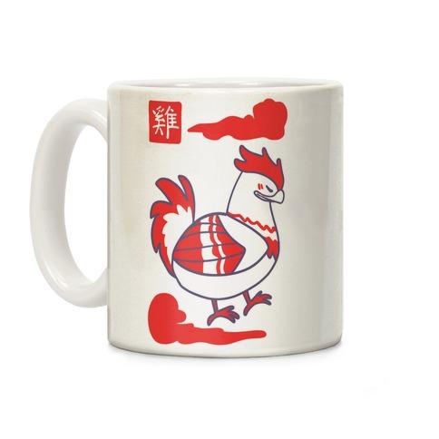 Rooster - Chinese Zodiac Coffee Mug