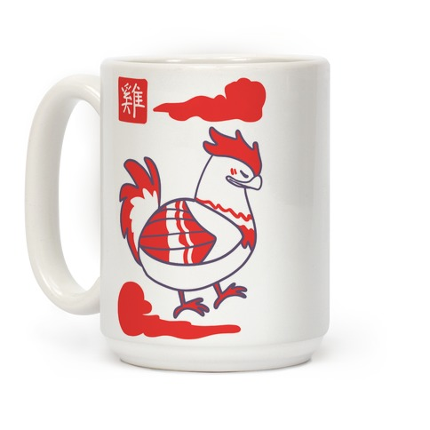 Rooster - Chinese Zodiac Coffee Mug