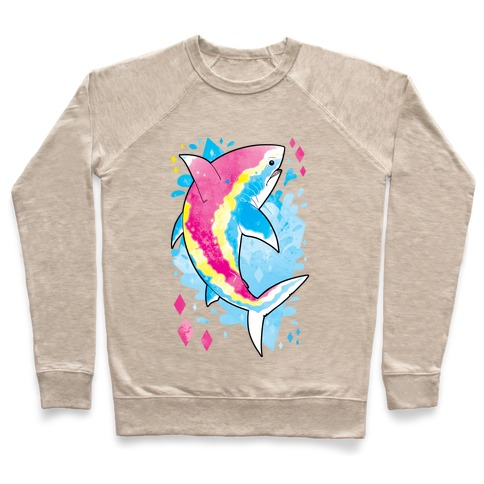 Pride Sharks: Pan Pullover