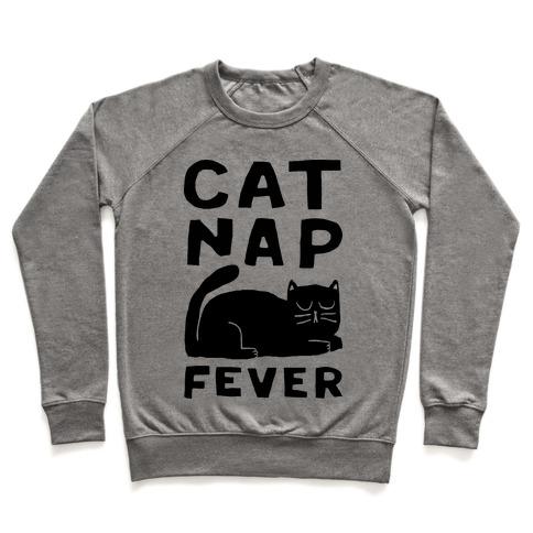 Cat Nap Fever Pullover
