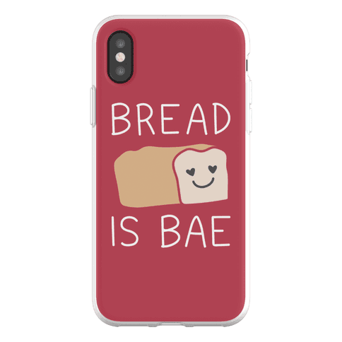 Bread Is Bae Phone Flexi-Case