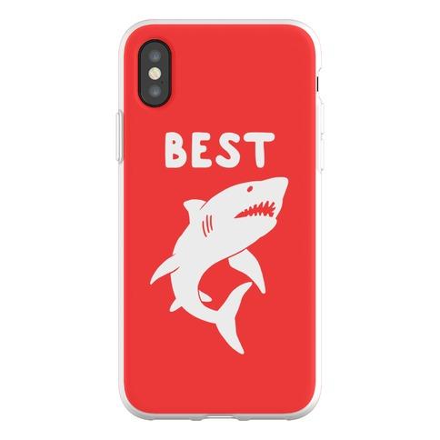 Best Chums Pair 1 Phone Flexi-Case