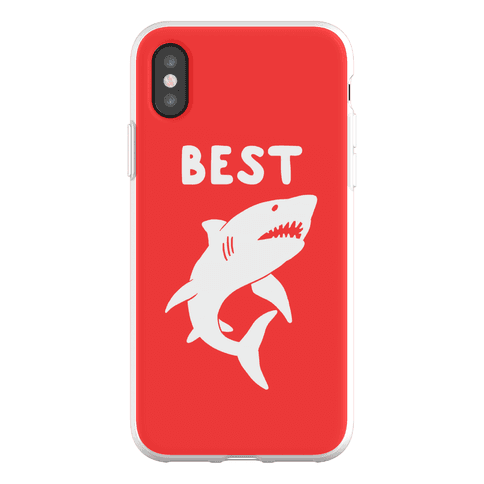 Best Chums Pair 1 Phone Flexi-Case