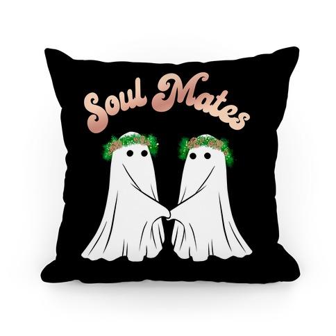 Soul Mates Pillow