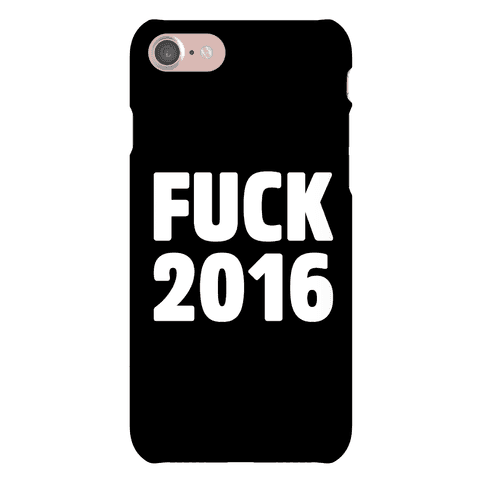 Fuck 2016
