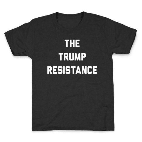 The Trump Resistance Kids T-Shirt