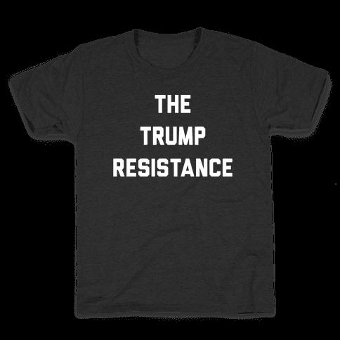 The Trump Resistance Kids T-Shirt