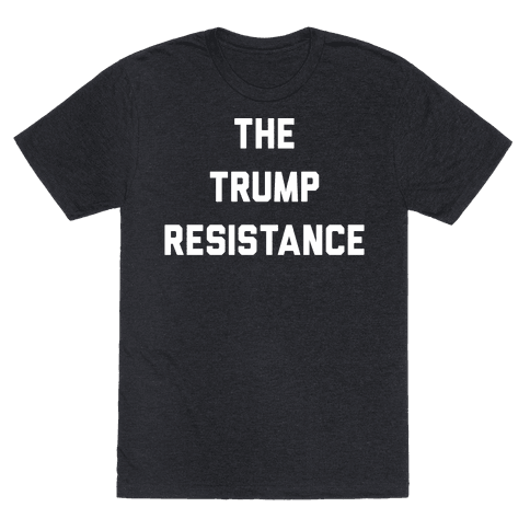 The Trump Resistance