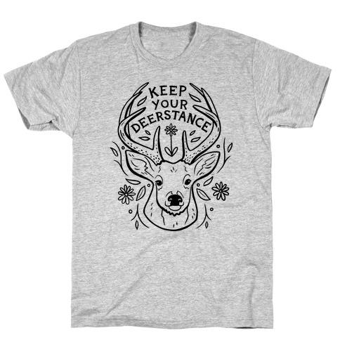 Keep Your Deerstance T-Shirt
