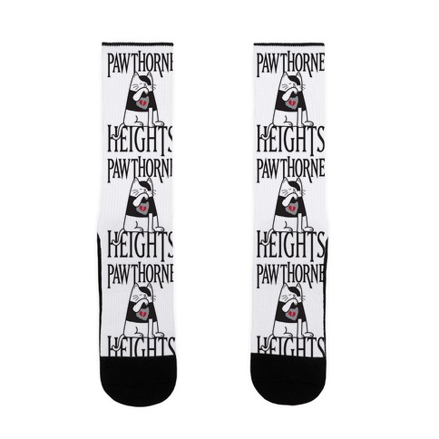 Pawthorne Heights Sock