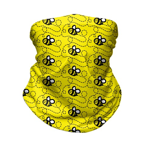 Busy Bee Neck Gaiter