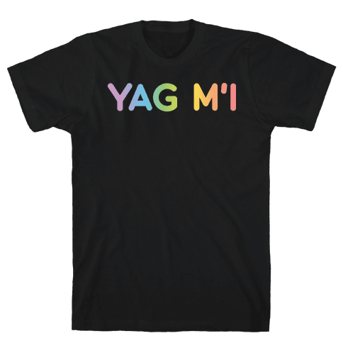 yaG m'I Mens T-Shirt