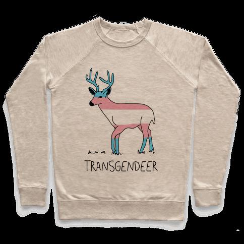 Transgendeer Pullover