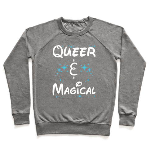 Queer and Magical Pullover