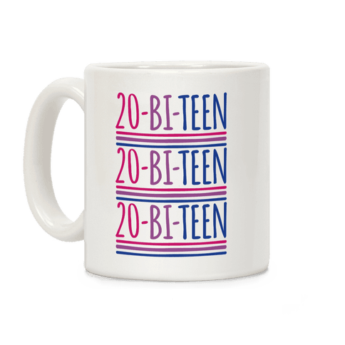 20-Bi-Teen  Coffee Mug
