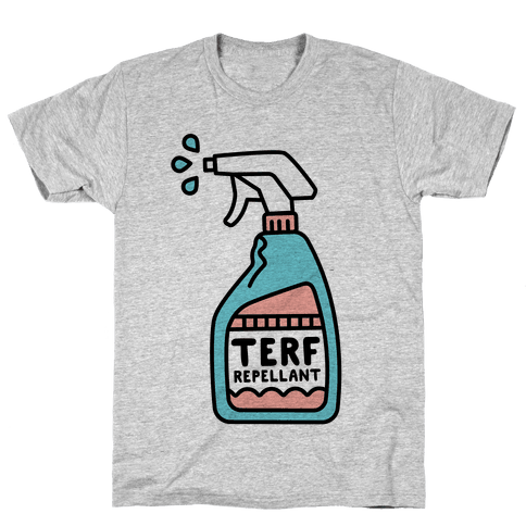 TERF Repellent Mens T-Shirt