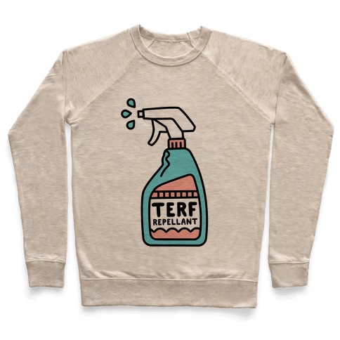 TERF Repellent Pullover