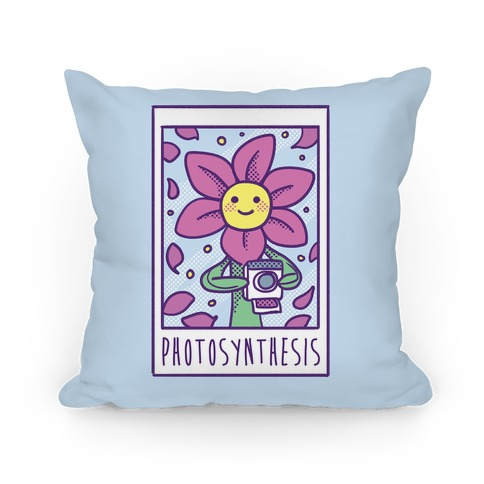 Photosynthesis  Pillow