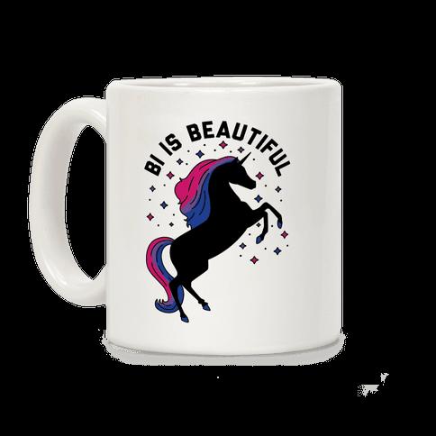 Bi Is Beautiful Coffee Mug