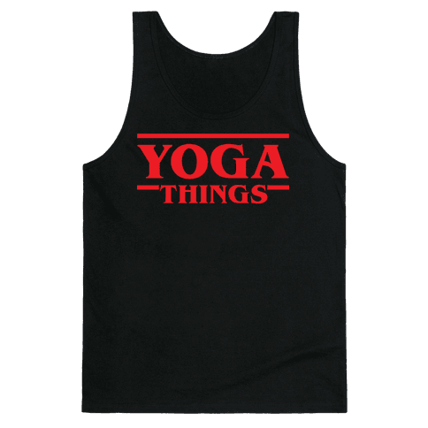 Yoga Things Tank Top