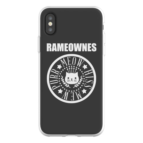 Rameownes Phone Flexi-Case