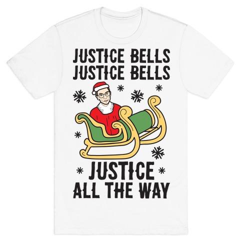 Justice Bells RBG T-Shirt