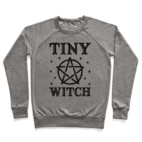 Tiny Witch Pullover