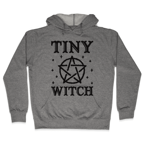 Tiny Witch Hooded Sweatshirt