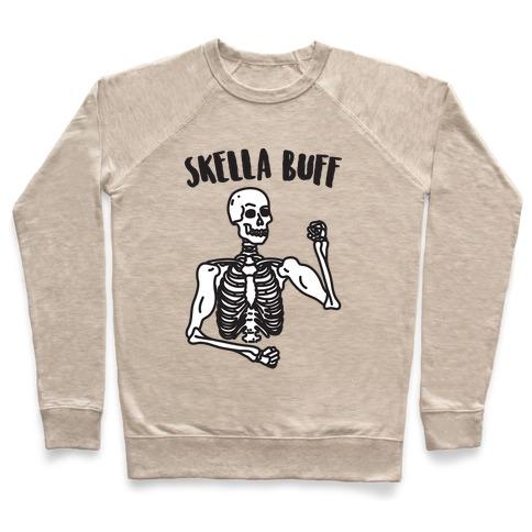 Skella Buff Skeleton Pullover