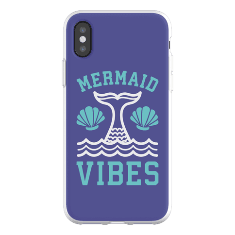 Mermaid Vibes Phone Flexi-Case