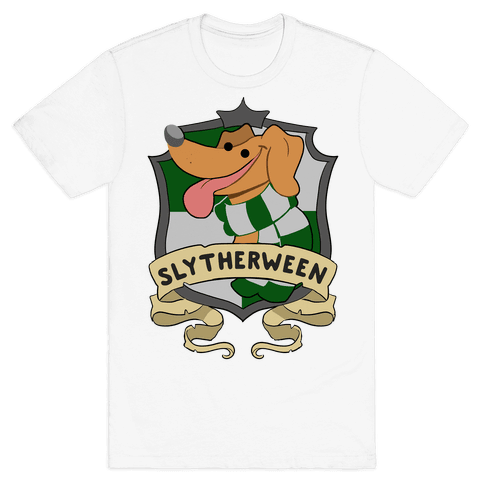 Slytherween Mens T-Shirt