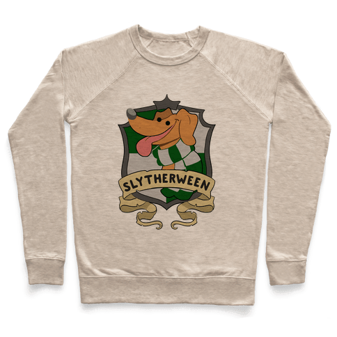 Slytherween Pullover