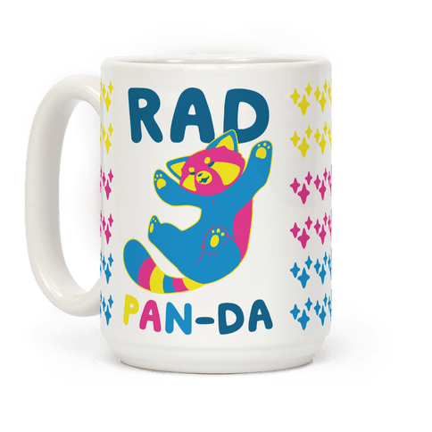 Rad Pan-da Coffee Mug