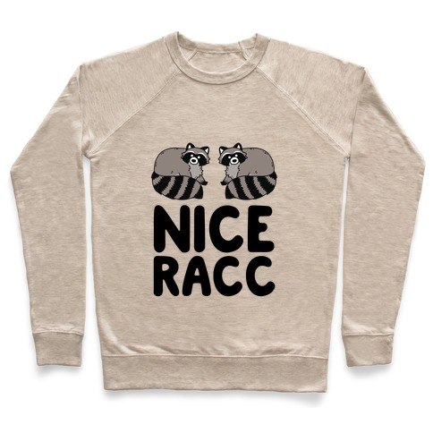 Nice Racc Pullover