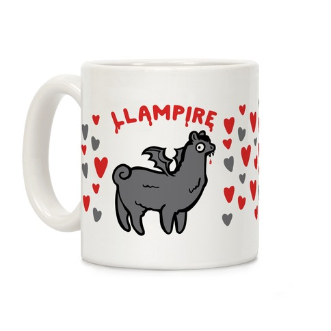 Llampire  Coffee Mug