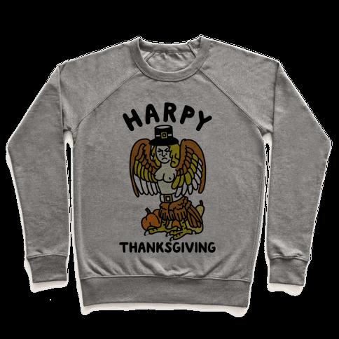 Harpy Thanksgiving Pullover