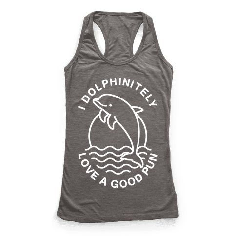 I Dolphinitely Love a Good Pun