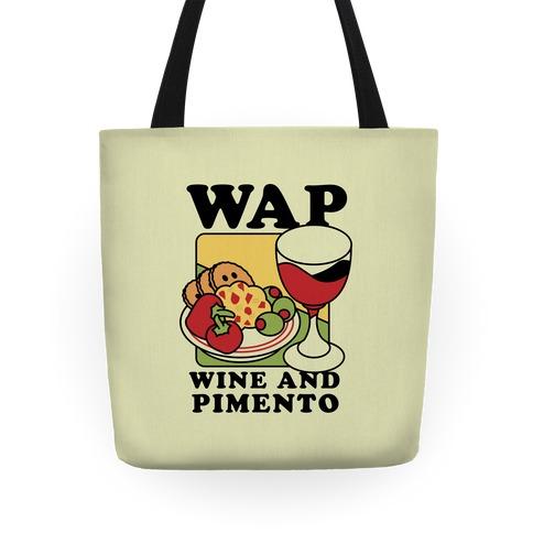 WAP (Wine And Pimento) Tote