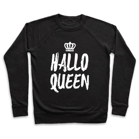 Hallo Queen Pullover