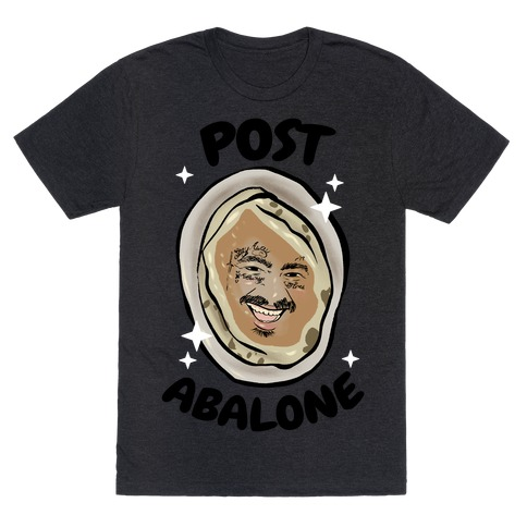 Post Abalone T-Shirt