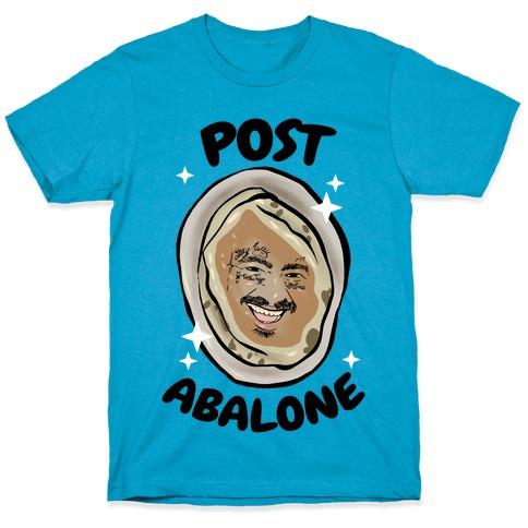 Post Abalone Mens/Unisex T-Shirt