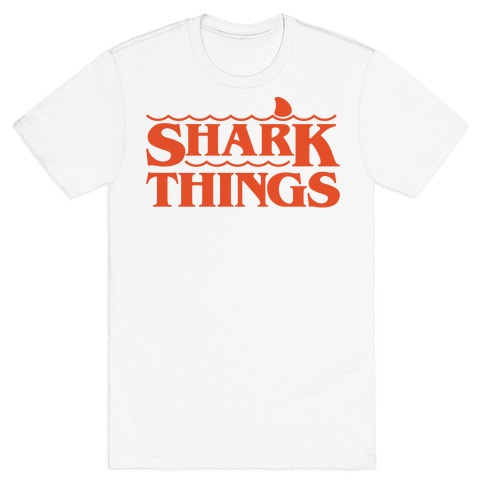 Shark Things Parody T-Shirt