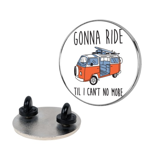 Old Town Road Trip Pin